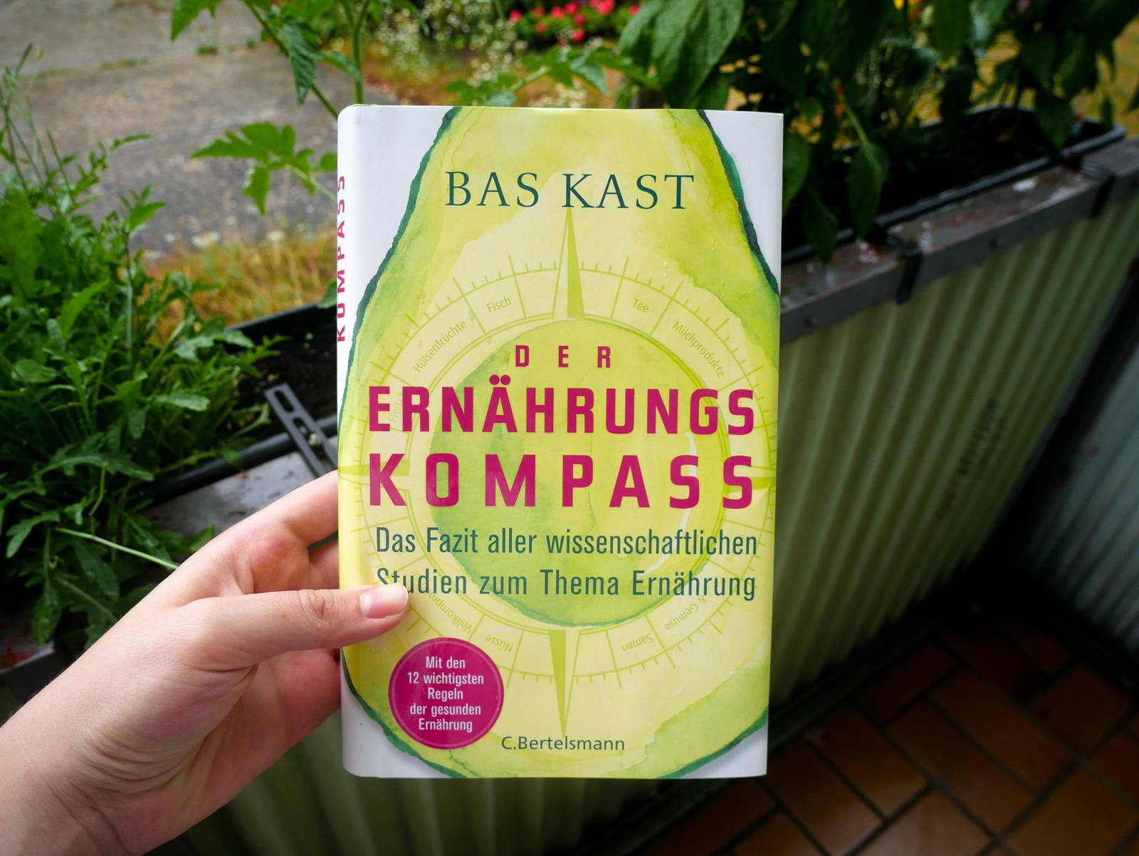 Der Ernährungskompass Von Bas Kast Meine Ernährung Buch Wort