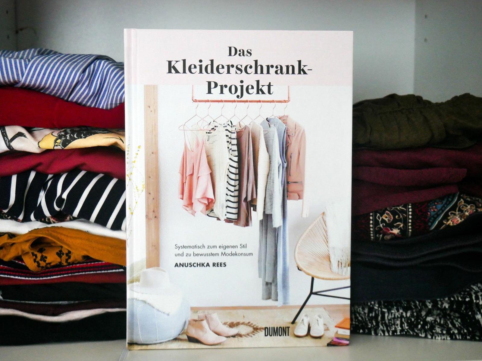 Das Kleiderschrank Projekt Von Anuschka Rees Buch Wort
